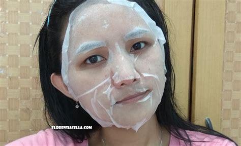 Rorec Korea Mask review rorec sheet mask til cantik