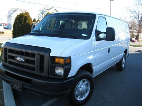 automotive air conditioning repair 2009 ford e250 security system purchase used 2009 ford econoline e250 ffvcargo van v8 4 6l runs new and clean 91k in