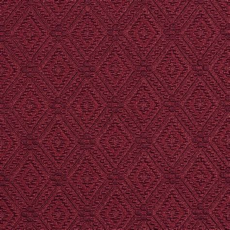 upholstery grade fabric e568 red diamond jacquard woven upholstery grade fabric