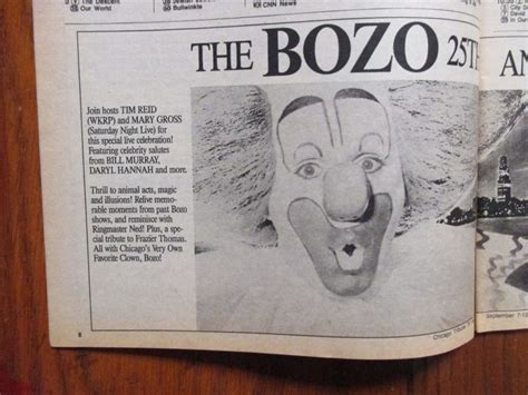 Lettermans 25th Anniversary by 357 Best Images About Bozo Forever On Tvs