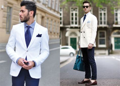 Best Blazer Casual White Putih 1 mix and match blazer putih pria