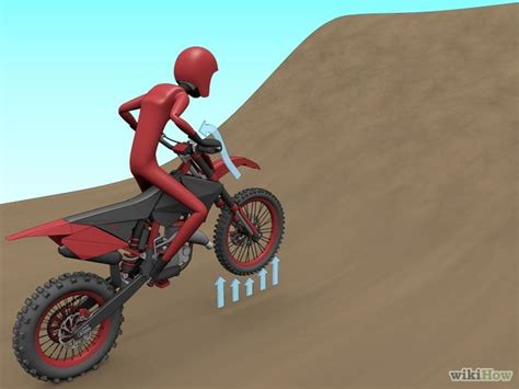 how to jump a motocross bike how to jump on a dirt bike 5 easy steps with pictures