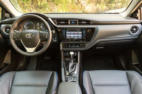 toyota corolla 2017 interior 2018 toyota corolla xse review cars for you