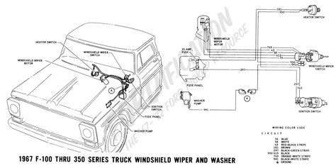 wiper motor ford truck enthusiasts forums