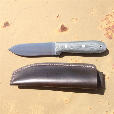 Jk Handmade Knives - jk handmade knives kephart w leather free shipping