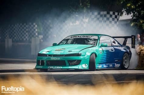 deane brings s15 to tech deane brings the smoke to the goodwood festival of speed zrp