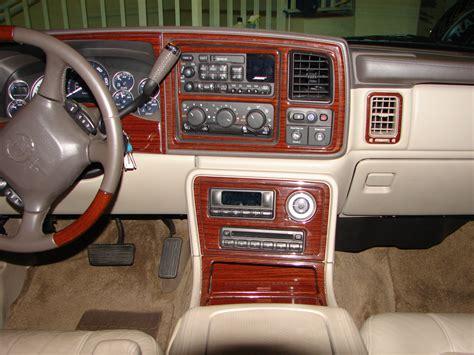 2002 Cadillac Escalade Interior by 2002 Cadillac Escalade Interior Pictures Cargurus
