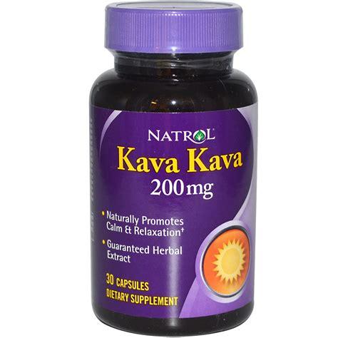 supplement kava iherb customer reviews natrol kava kava 200 mg