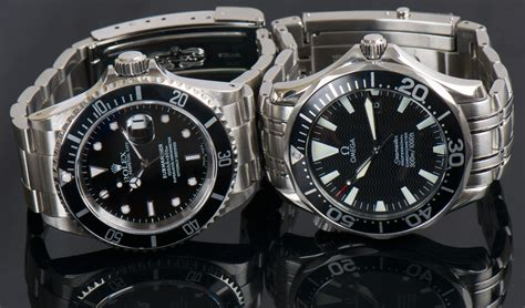 300m to which is better a submariner or a seamaster late