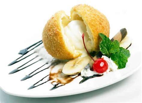 resep membuat es cream yang enak resep es cream goreng yang enak