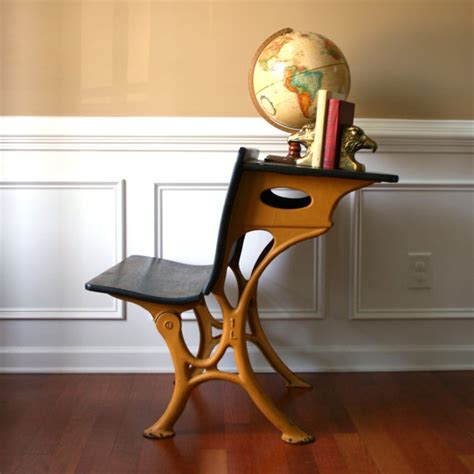 Ideas For School Desks by Vintage School Desk For An Inspiring Experience At Home