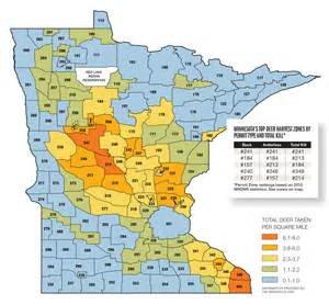 deer population map whitetail deer populations by state