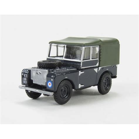 Oxford Land Rover Christmast 2010 oxford diecast 1 76 76lan180004 land rover series i 80 quot canvas raf oxford diecast from kh