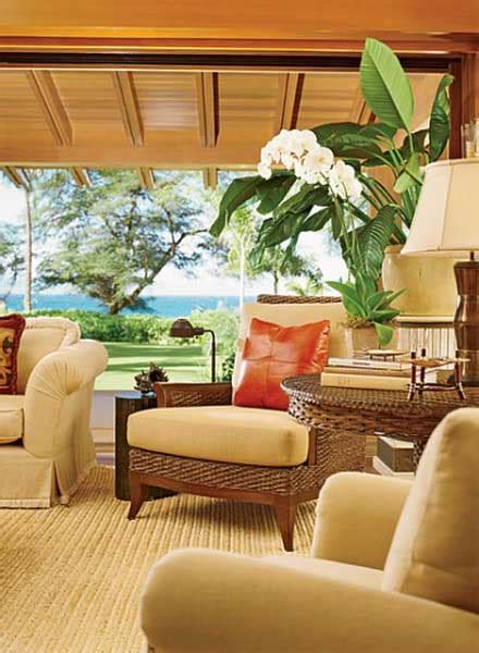 Themed Home Decor Ideas by Hawaiian Decor Aloha Style Tropical Home Decorating Ideas