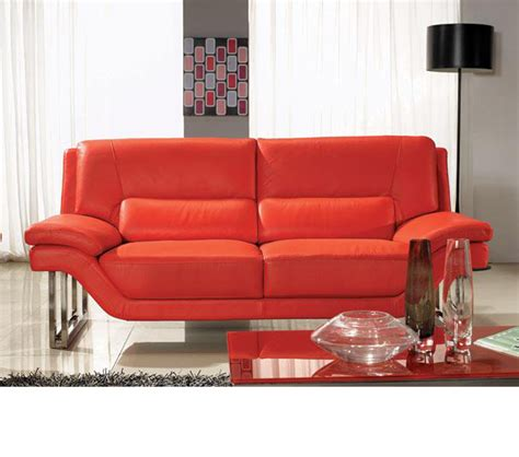 dreamfurniture new york modern 3 pc sofa set
