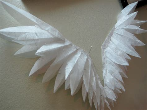 How To Make A Paper With Wings - the uptown look what i made