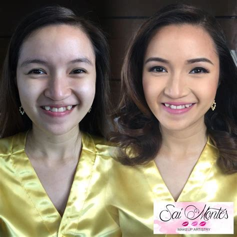 Before and After Makeup ? Top Makeup Artist in Manila