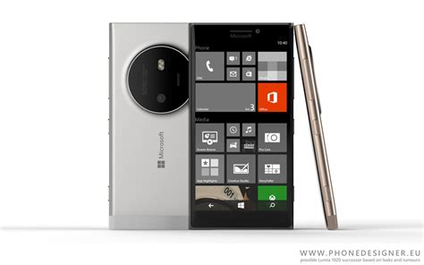 Microsoft Lumia Wp 10 arte conceptual lumia 1030 poderpda