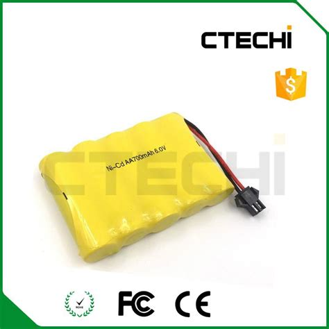 Battery Ni Cd Aa 700mah 3 6v 6v ni cd aa 700mah emergency light battery aa600 power