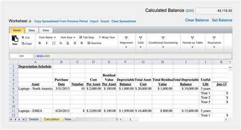Account Reconciliation Software Blackline Account Reconciliation Template