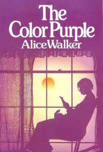 how is the color purple purple book cover designs