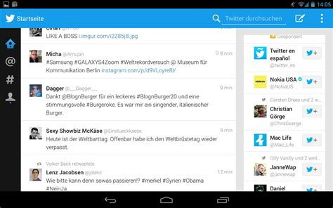twiter apk android tablet ui leaks apk available now