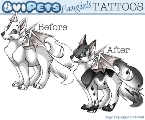 tattoo maker for ovipets creating custom ovipets tattoos with our templates