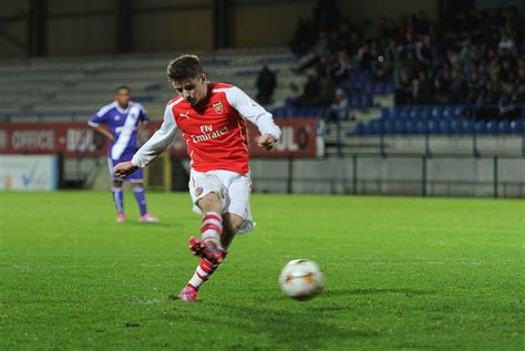 arsenal youth fc arsenal daniel crowley running out of bridges to burn