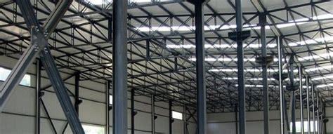 costo capannone in acciaio capannoni industriali in acciaio prefabbricate