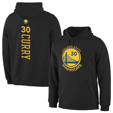 Stephen Curry Sweater Hoodie s golden state warriors stephen curry black backer