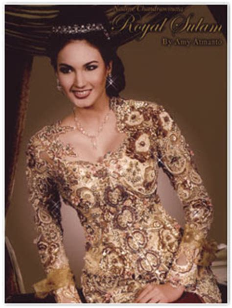 Kebaya Or 20 B kebaya pengantin modern indonesia fashion and
