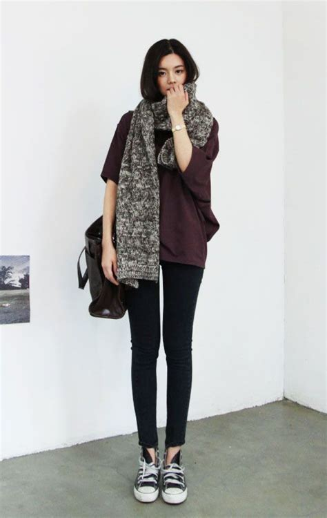 casual model girl ulzzang fashions korean korean style pinterest