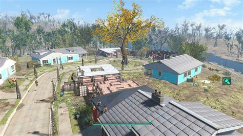 mod hous project modern house at fallout 4 nexus mods and community
