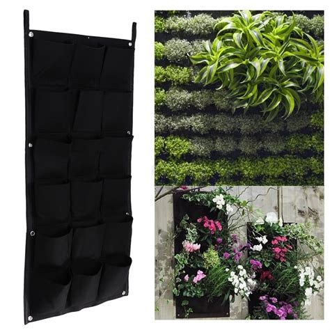 Wall Planter Pockets by Get Cheap Wall Pocket Planters Aliexpress