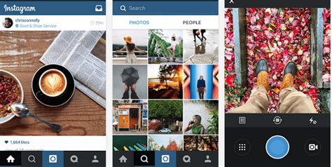 layout app instagram android instagram just passed 500 million subscribers and it