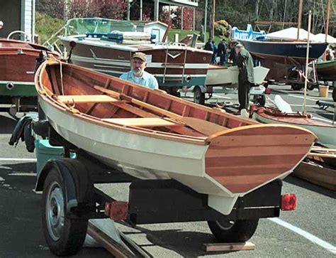harvey dory boat modifying boat trailer supports for dory skiff