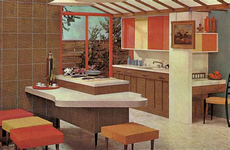 1960s kitchen decorating a 1960s kitchen 21 photos with even more