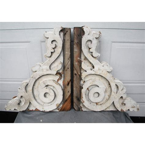 Antique Corbels And Brackets