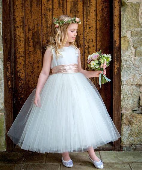 Tutu Style Wedding Dresses by Flower Dresses Tutu Style Uk Flower Dresses