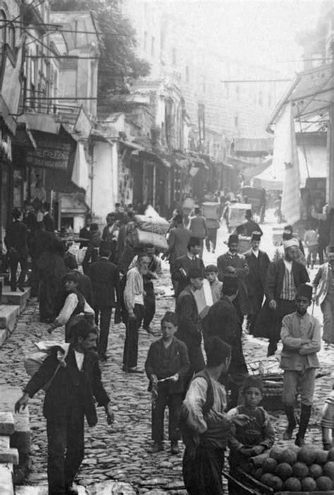 40 Photos of Ottoman Istanbul from the 1900s - IlmFeed