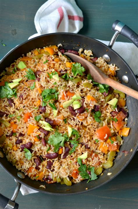 vegetarian mexican rice recipe easy mexican vegetarian rice recipes