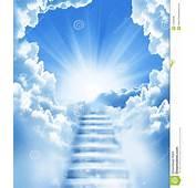 Escaleras En Cielo