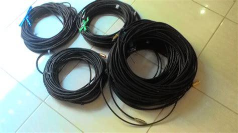 Harga Kabel Rca 50 Meter sewa murah kabel rca kabel vga di yogyakarta rental murah