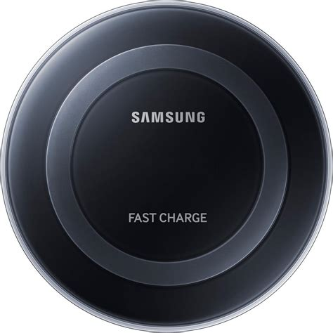 samsung qi certified fast charge wireless charging pad with 2a wall charger