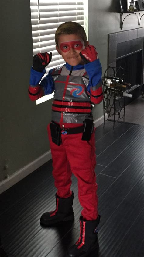 kid danger cosplay costume version 01 henry danger cosplay house kid danger costume halloween pinterest costumes