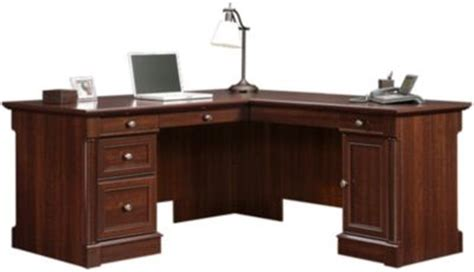 Sauder Palladia L Shaped Desk Homemakers Furniture Sauder Palladia L Shaped Desk