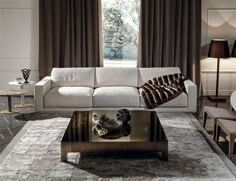 longhi sofa marcel sofas from longhi architonic