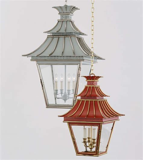 Light Shades For Standard Lamps by Hanging Pagoda Lantern Hl 66