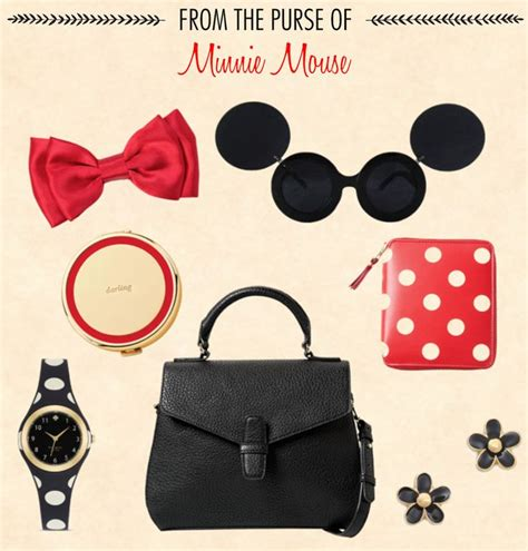 minnie mouse coach outlet 17 best images about disney purses and bags on