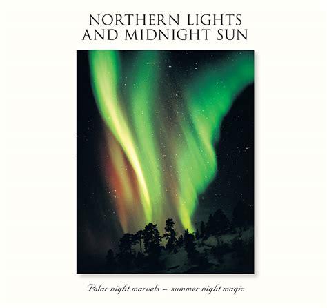northern lights sun northern light midnight sun english natur og